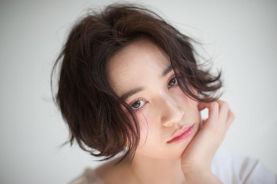 エロ髪のポイント1 抜け感