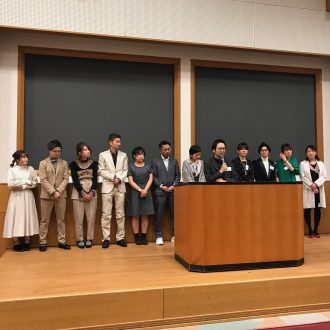T.K.Sグループ 2018年新年会
