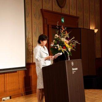 NRB日本理容美容専門学校 平成30年卒業証書授与式