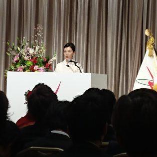 早稲田美容専門学校 平成29年度卒業式