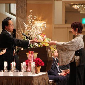 日本美容専門学校 平成30年 春季卒業式
