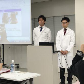 ヘアの技術開発発表会