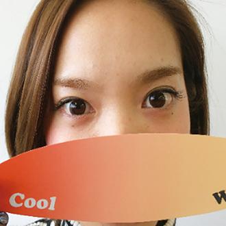 日本人の髪と瞳と肌色の関係