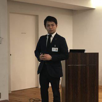 ジャーナル向けプレゼンテーション・体験会
