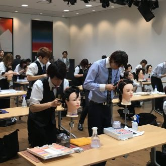 平成30年度東京都美容共同職業訓練校入校式・ワインデ...