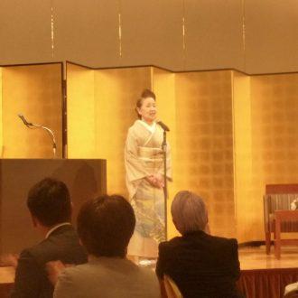 鈴木則子氏『現代の名工』表彰 受賞祝賀会