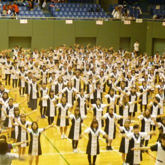 山野美容専門学校 平成30年度 第66回 体育祭