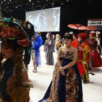 第75回 関西美容専門学校 芸術祭