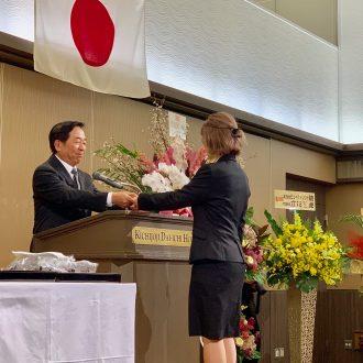 (株)ゼンコー平成31年度入社式