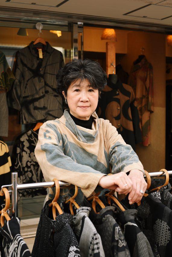 巣鴨のファッションリーダー!