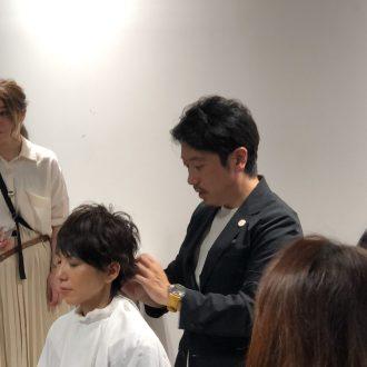 横田富佐子総合美容文化会 第252回例会