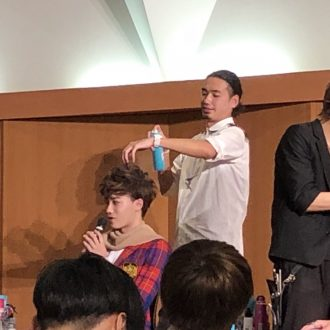Miss & Mr. Aoyama Contest ...