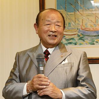 飯塚社長お誕生日会