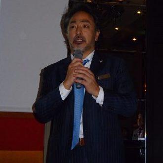 (株)アジュバンコスメジャパン 代理店会議